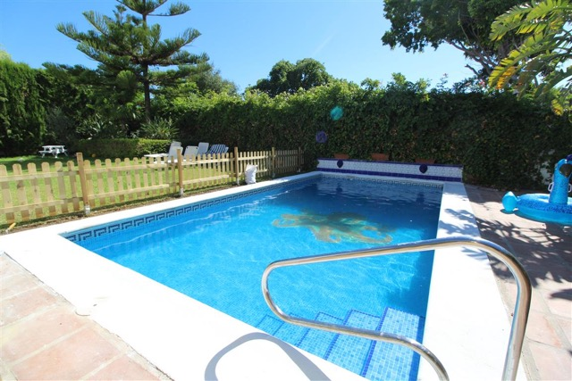 Family villa close to Puerto Banus