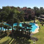Nice 3 bedroom duplex penthouse in Alhambra del Golf