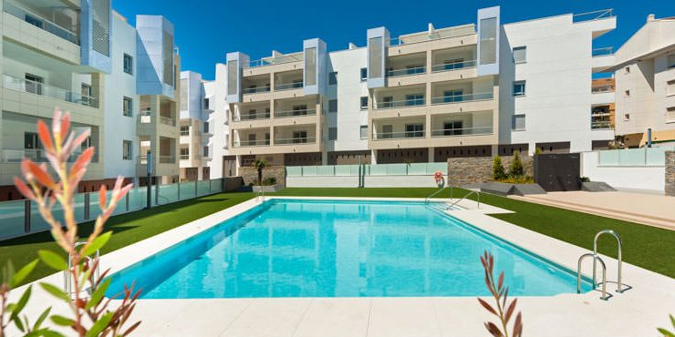 Beautiful apartment of 3 bedrooms located in the popular Aqua complex on San Pedro Beach