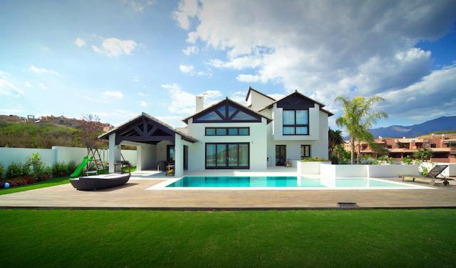 Luxury villa in Casares