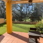 Winter rental in a lovely townhouse in Guadalmina Alta.