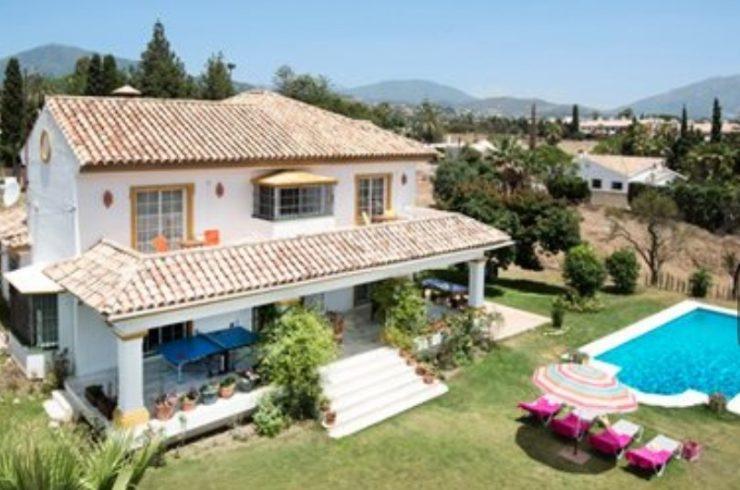 Villa next to Valle del Sol, Guadalmina Alta