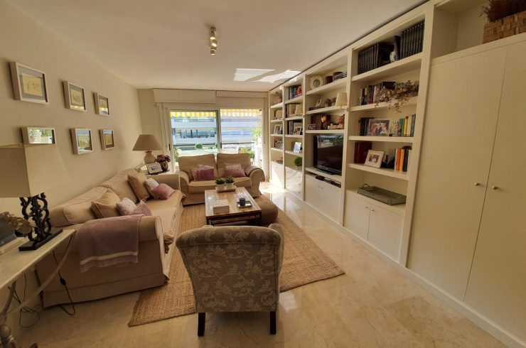 Elegant 3 bedroom apartment in Campos de Guadalmina