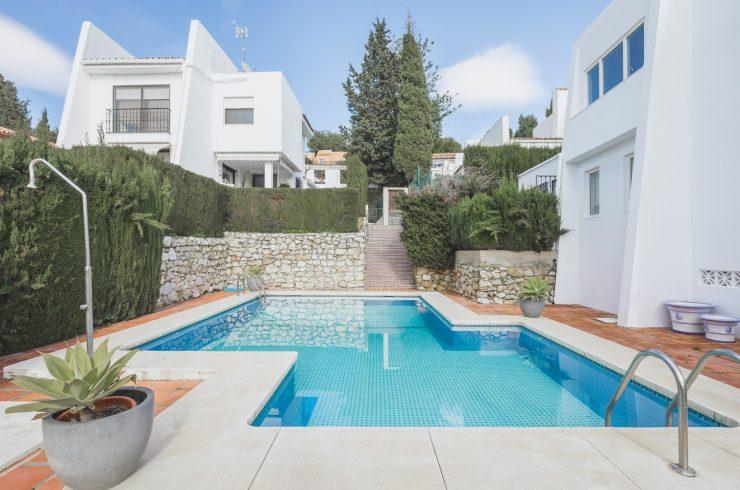 Preciosa villa contemporánea in Nueva Andalucía