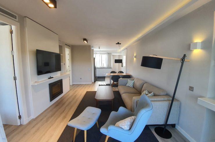 Elegant 2 bedroom apartment in Guadalmina Alta for rent longterm