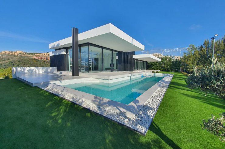 Ultramodern Villa in La Alquería