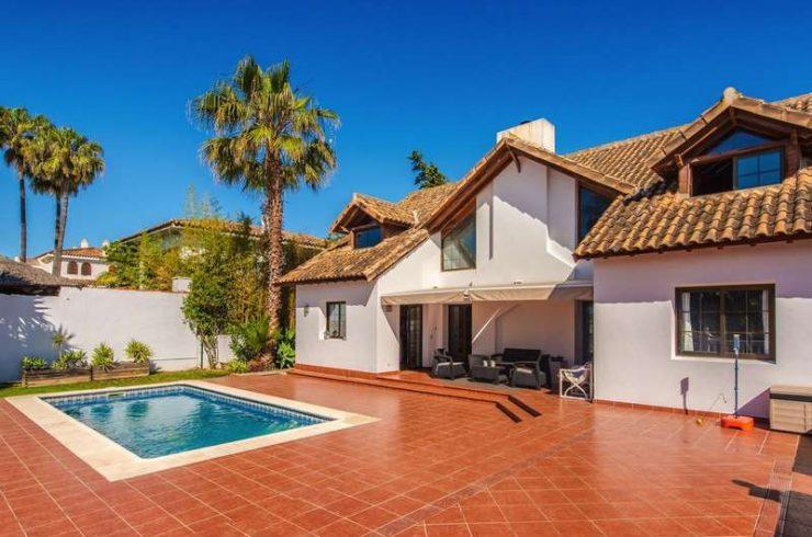 Preciosa villa en Isdabe muy cerca de la playa