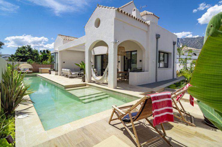 Villa California in Golden Mille