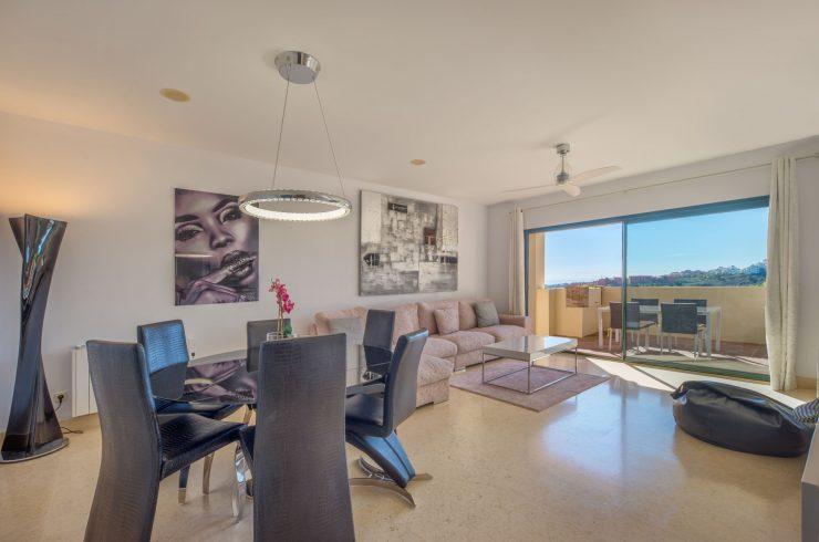 Beautiful apartment in capons del Golf